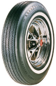 "695-14 Goodyear 3/8"" Dual Red Stripe"