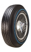 775-15 Goodyear Power Cushion Blue Stripe RWL