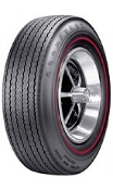 "F70-15 Goodyear CWT .350"" Red Stripe"