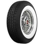 "205/75R14 American Classic 2-1/2"" Whitewall"