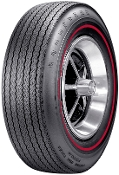 "E70-14 Goodyear  .350"" R/S(Red Stripe)"