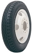 650-20 Firestone Nylon Truck Blackwall