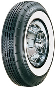 "800-14 Goodyear Custom Super Cushion 2-1/4"" Whitewall"