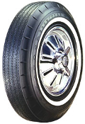 "800-14 Goodyear Custom Super Cushion 1"" Whitewall"