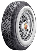"235/75R15 Goodyear 3-1/4"" Whitewall"