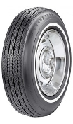 "775-15 Goodyear Power Cushion 31/32"" Whitewall"