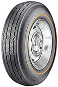 775-15 Goodyear Power Cushion Goldline BW '65/'66 only
