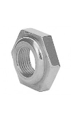 Nickel Rim Washer (Reducer Nut)-Rubber Base Bent Nickel Valves