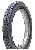 33x4-1/2 (500-24) LUCAS Old Dunlop Tread Blackwall