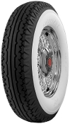 "700-19 Firestone 4-3/4"" Whitewall"