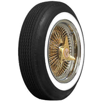 "520-13 Premium Sport 1-1/4"" Whitewall"
