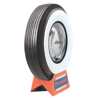 "890-15 Firestone 3"" Whitewall"