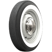 "560-15 Firestone 2-3/4"" Whitewall"