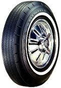 "750-14 Goodyear Custom Super Cushion 1"" Whitewall"