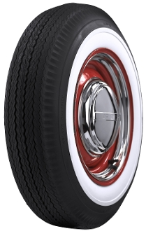 "500/525-16 Firestone 2-1/4"" Whitewall"