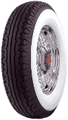 "750-17 Firestone 4-3/4"" Whitewall"