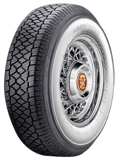 P215 75r15 Goodyear 3 Quot Whitewall