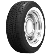 "235/55R17 American Classic 1-3/4"" Whitewall"