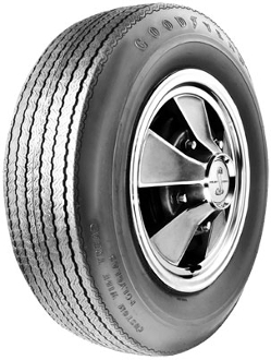 E70-15 Goodyear CWT Polyglas Blackwall