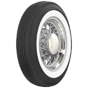 "750-14 Firestone 2-1/4"" Whitewall"