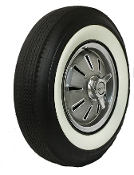 "800-14 General Dual 90 2-1/4"" Whitewall"