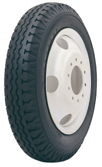 600-20 Firestone Nylon Truck Blackwall