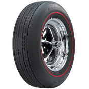 FR70-14 Firestone Wide Oval Radial Redline
