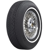 "LR78-15 Firestone 721 3/4"" Whitewall Radial"