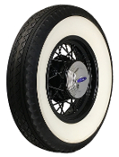 "700-17 Bedford 3-3/4"" Whitewall"