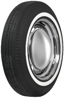 "560-15 Firestone 1"" Whitewall"