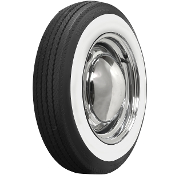 "600-16 BF Goodrich 3-1/2"" Whitewall"
