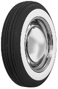 "560-15 US Royal 2-1/4"" Whitewall"