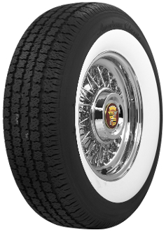 "235/75R15 American Classic 3"" Whitewall"