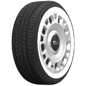 "185/55R15 American Classic 1-5/8"" Whitewall"