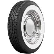 "165R15 American Classic 2-1/4"" Whitewall"