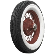 "550-18 Firestone 3-1/4"" Whitewall"