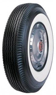 "710-15 Universal 2-3/4"" Whitewall"