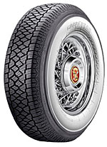"205/75R15 Goodyear 2-3/4"" Whitewall"